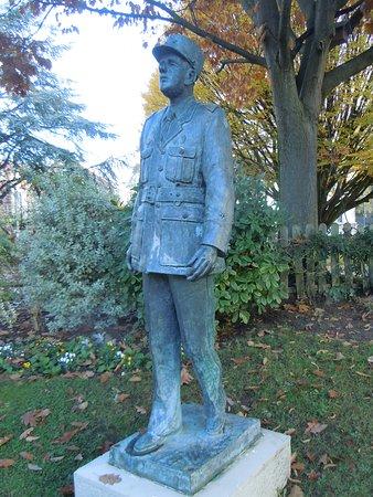 Statue du General de Gaulle