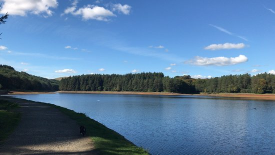 Turton and Entwistle Reservoir