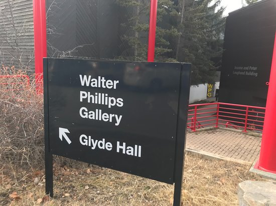 Walter Phillips Gallery