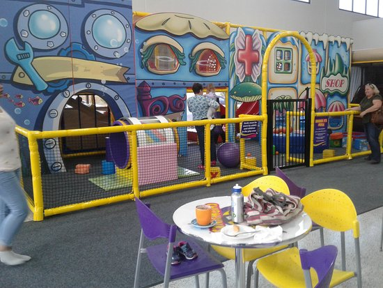 Sippy Downs, Australia: Play area