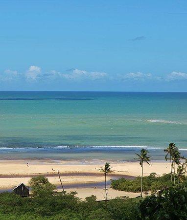 O azul de Trancoso, Bahia