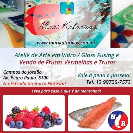 Trutas NR & Frutas e Arte em Vidro