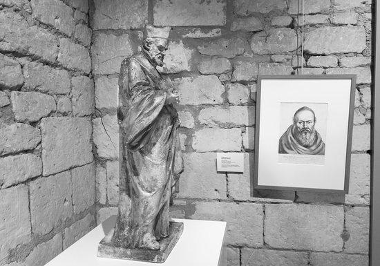 Seuilly, Francia: Musée Rabelais