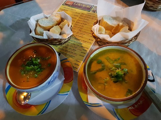 Excelente Restaurante Soparia Lumiar