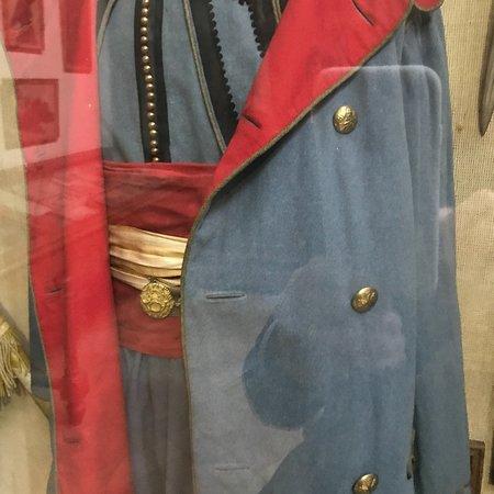 Bilde fra Kongelig Museum for væpnede styrker og militær historie