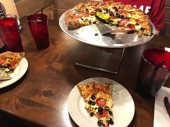 Capital Pizza ภาพถ่าย