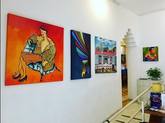 ‪The Gallery At La Fe Hotel & Arts‬