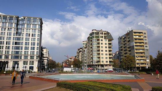 болгария софия фотографии на память южный парк луковичное