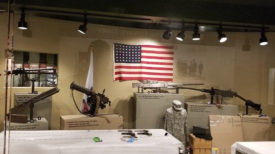 John M. Browning Firearms Museum