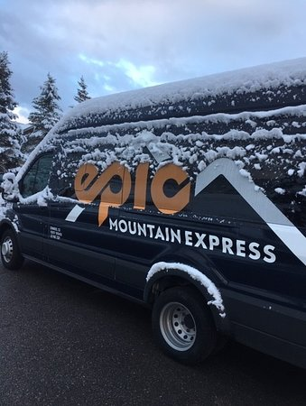 Epic Mountain Express : #RideEpic