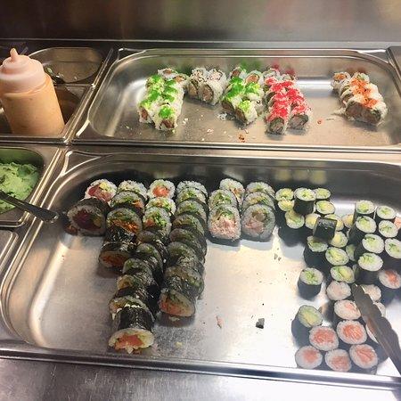 running sushi kbh