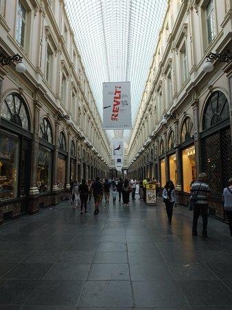 Les Galeries Royales Saint-Hubert Foto