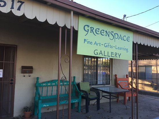 Greenspace Gallery Las Cruces