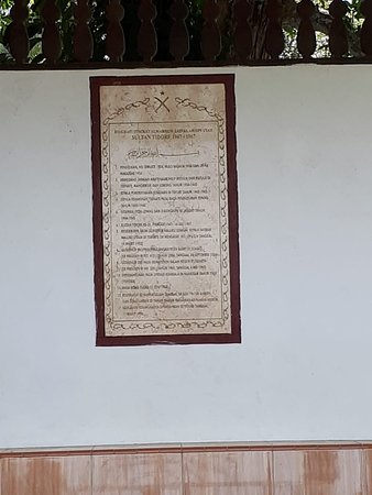 Istana Kesultanan Tidore