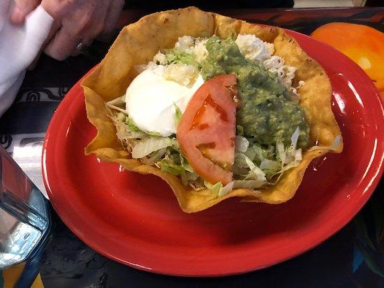 Galena, KS: Taco Salad