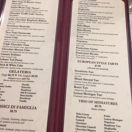El dulce sabor de Italia en New York