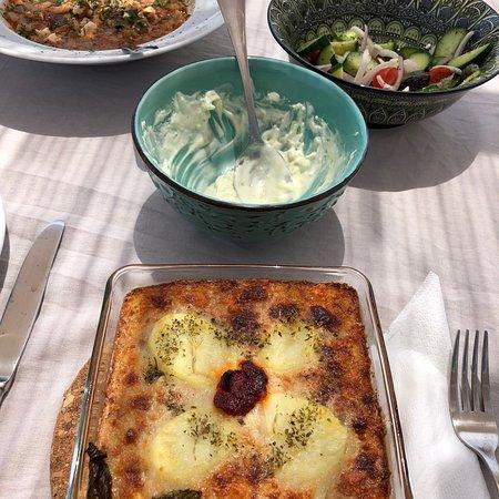 Must do Greek cooking class!