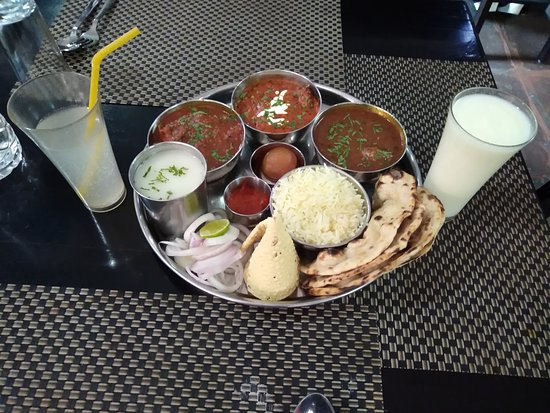 Delicious Rajathani Food