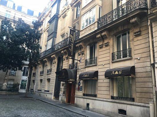 Hotel Andre Gill: Paris