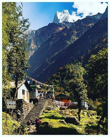 Annapurna Region-bild