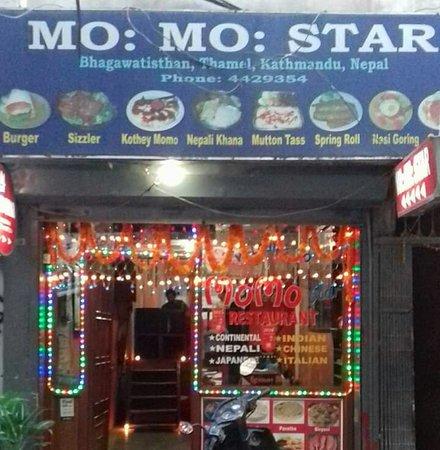 Momo Star Restaurant, Kathmandu - Restaurant Reviews, Phone