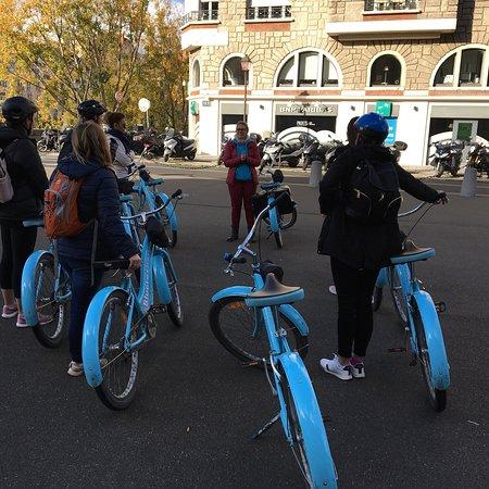 Blue Fox Travel Blue Bike Tours Paris 2019 All You