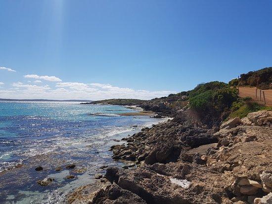 Vivonne Bay, Australia: Ancora Kangaroo Island con la sua spiaggia più famosa...