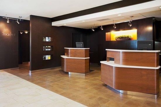 Hacienda Heights, Kalifornien: Lobby
