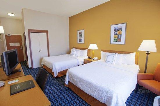 รอมิวลัส, มิชิแกน: Guest room