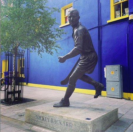Nicky Rackard Statue