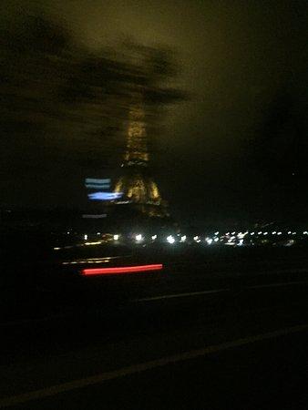 פריס, צרפת: Tour Eiffel by night: la magia