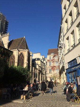 Paris, France: Passeggiando per il Marais