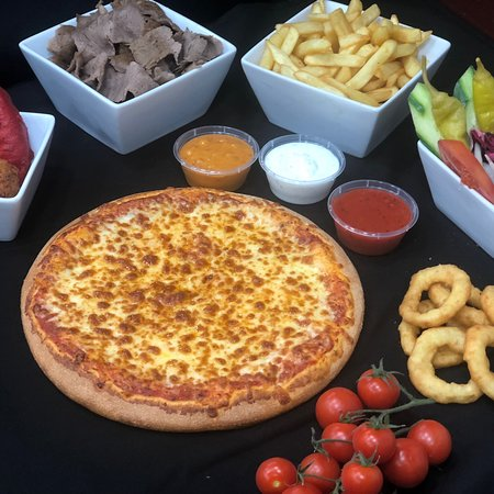 Best Kebab And Pizza House Arbroath Menu Prices