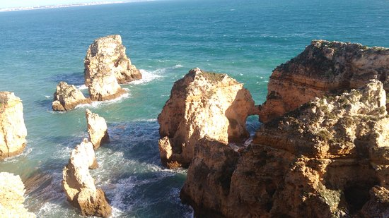 Portugal: Ponte de Piedade/Lagos/Algarve