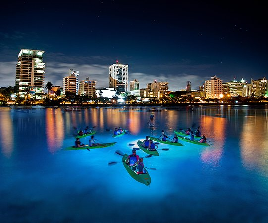 LED Night Kayak & SUP