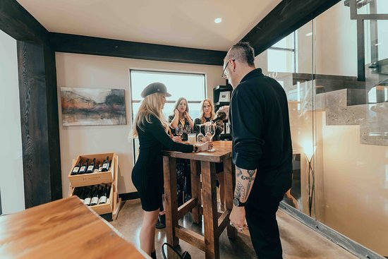 Wicked Wine Tours | Ex Nihilo Vineyards | Lake Country, BC
