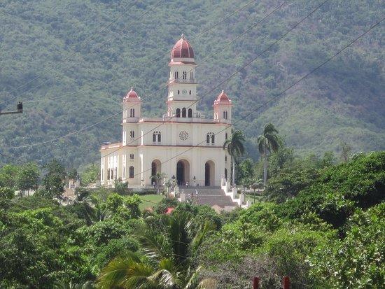 Santiago de Cuba Province, Cuba: La Iglesia del Cobre en Santiago de Cuba