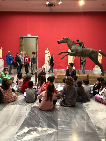 The mythology tour for kids