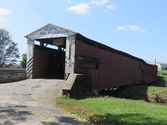 Baumgardener's Covered Bridge
