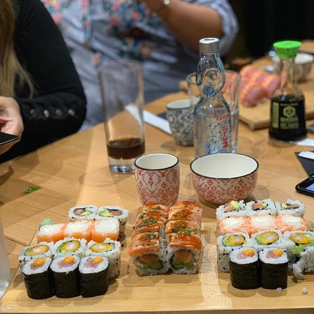 namazu sushi montpellier restaurant avis num ro de t l phone photos tripadvisor. Black Bedroom Furniture Sets. Home Design Ideas