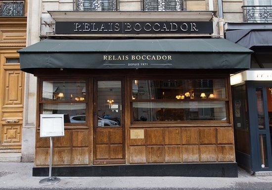 Le Relais Boccador, Paris - 8th Arr. - Elysee - Restaurant Reviews ... 503dc38d99ff
