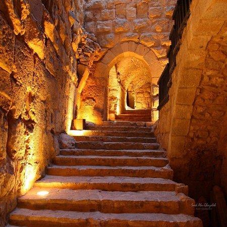 ป้อมอัจลุน: Ajloun / Jordan 🇯🇴