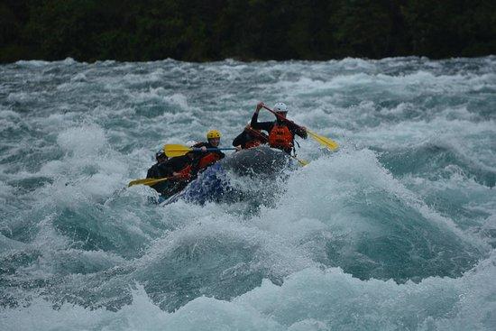 Alsur Expediciones: The river
