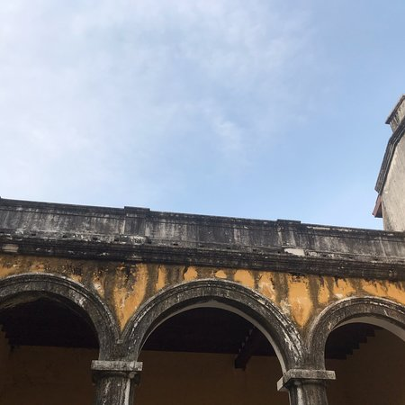 Tranquebar, Indien: Awesome architecture 400 years old heritage bungalow