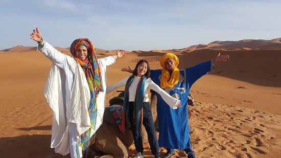 مغامرات الصحراء المغربية