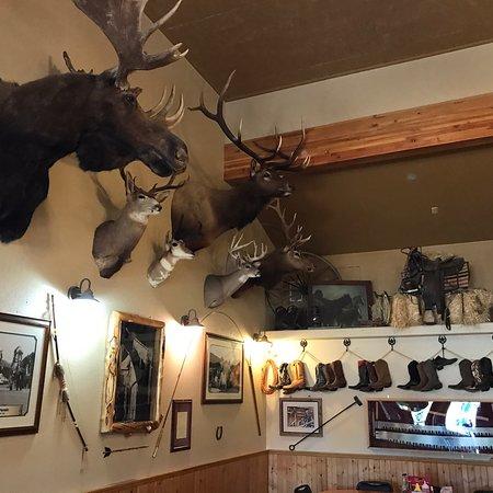 Rustic Station Restaurant Photo