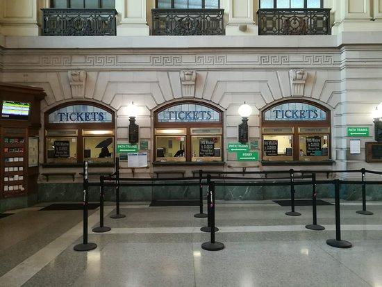 Hoboken/NJ Transit Terminal
