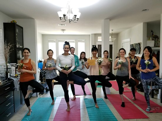 AdZENtures Yoga : We will come to you! Reserve a private yoga party for your celebration at the location most convenient for your group!