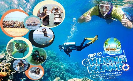Churna Island (Karachi) - 2019 All You Need to Know BEFORE