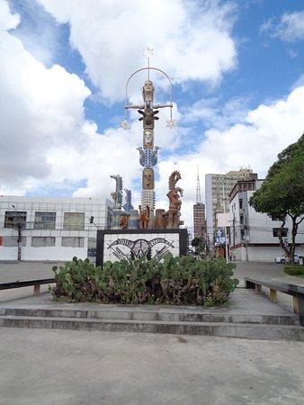 Monumento a Pedra do Reino